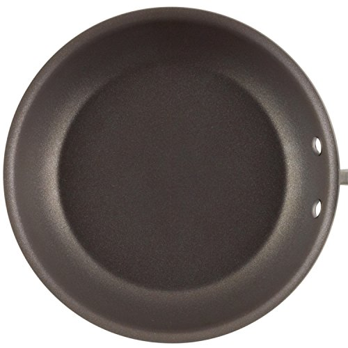 Anolon Advanced Bronze Hard Anodized Nonstick 12-Inch Covered Deep Skillet