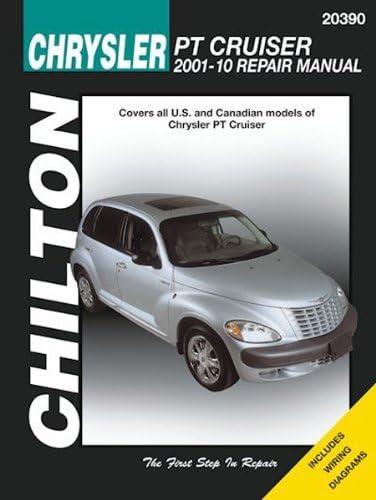 Chilton 20390 01-03 Chrysler Pt Cruiser