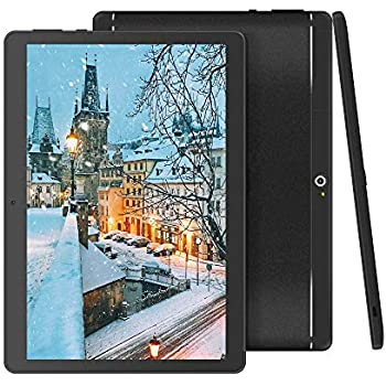 Amazon com : 10 Inch 3G Phablet Android 7 0 Octa Core 64GB