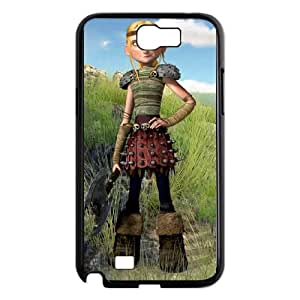 How to Train Your Dragon Samsung Note 2 N7100 Phone Case White Black Christmas Gifts&Gift Attractive Phone Case HLS5W0123056