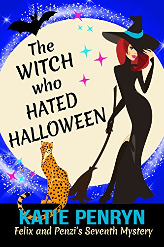 The Witch who Hated Halloween (Mpenzi Munro Mysteries Book 7) -