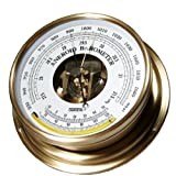 "Oakton Anaroid Barometer, 930 to 1070 mbar, 27.5"" to 31.6"" Hg"