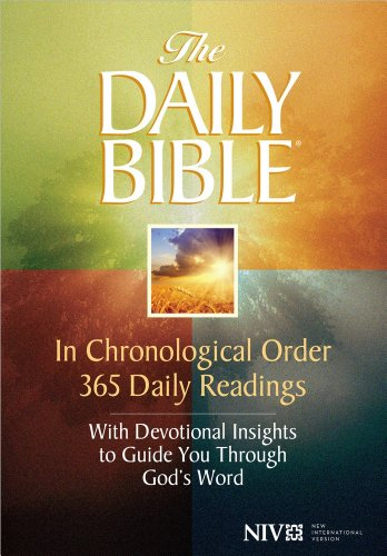 The Daily Bible® (NIV)