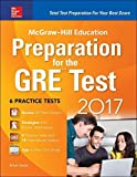 McGraw-Hill Education Preparation for the GRE Test 2017 3rd Edition by Erfun Geula (2016-06-07)
