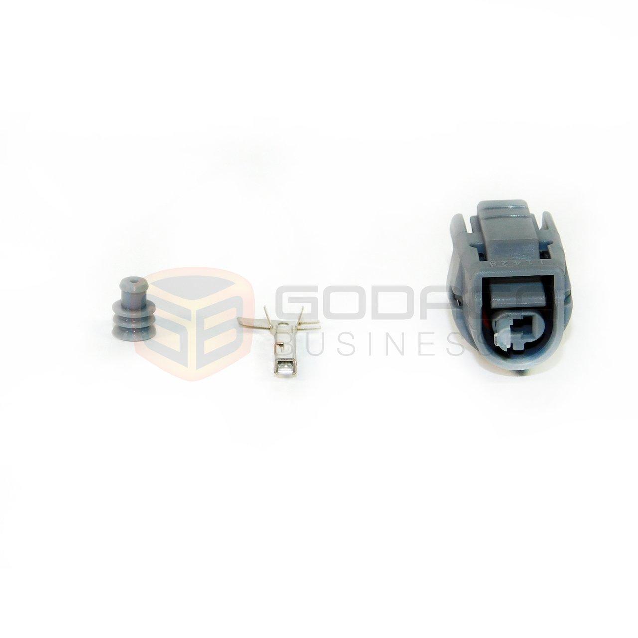 Amazon.com: 1x Connector Temperature sensor for Toyota 2JZ 90980-11428  w/out wire: Automotive
