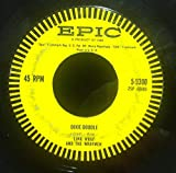 Link Wray & The Wraymen Raw-Hide / Dixie-Doodle 45 rpm single