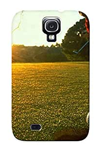 High Quality Trinalgrate Golf Skin Case Cover Specially Designed For Galaxy - S4