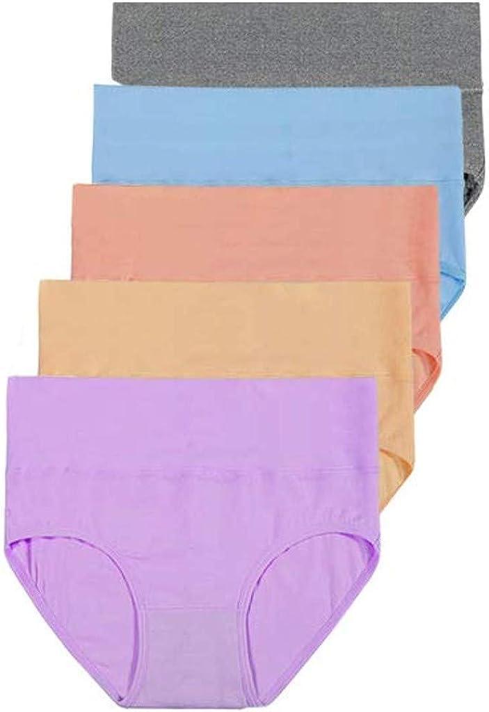 Vita Alta Slip da Donna Controllo della Pancia Mutande in Cotone Culotte,Slip Senza Soluzione di continuit/à Intimo CLOOM Mutande di Pizzo da Donna 3 Pezzi Pizzo Slip Donna Cotone