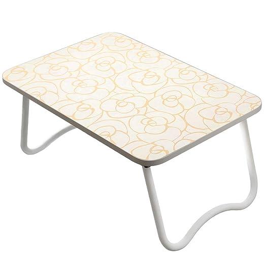 mesa plegable ZHAOSHUNLI Cama Plegable de la Mesa Pequeña ...