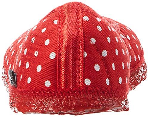 Nanga Damen Spitze Flache Hausschuhe Rot (Rot)