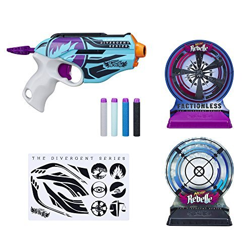 Nerf Rebelle The Divergent Series Allegiant Training Kit by