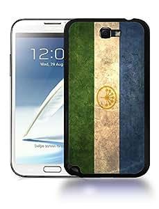 Bashkortostan National Vintage Flag Phone Designs For Case Samsung Note 4 Cover