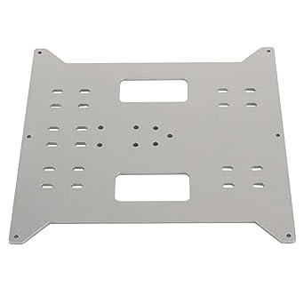 FYSETC - Placa de aluminio anodizado y eje en Y para impresoras ...