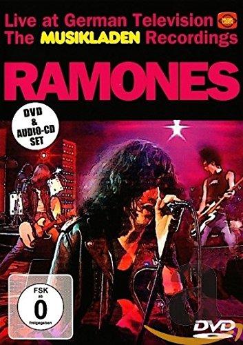 Ramones Metal (Ramones -The Musikladen Recordings (Dvd + Cd))