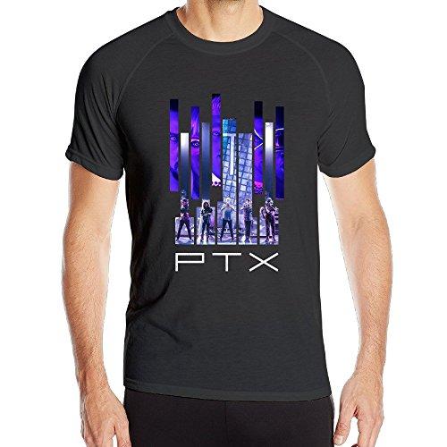 Men's Pentatonix Jersey T-Shirt (Hollister Beanie)