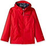 Kyпить Columbia Big Boys' Watertight Jacket, Mountain Red, Large на Amazon.com