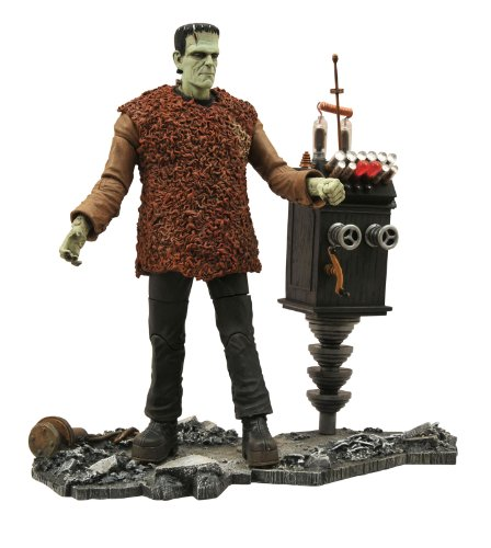 Diamond Select Toys Universal Monsters Select: Son of Frankenstein Action Figure