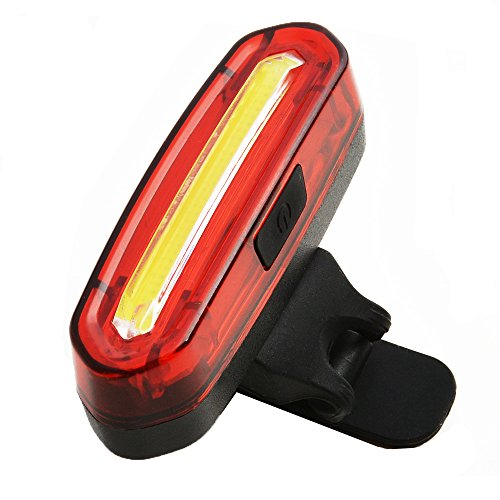 Rechargeable Waterproof 360 degree taillight Mountain