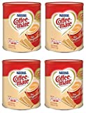Nestle Coffee-mate Coffee Creamer 56oz. Canister (4 Pack)