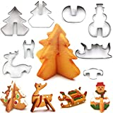 CopperGifts Workshop Mini Tiny Fish Cookie Cutter