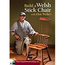 Build a Welsh Stick Chair