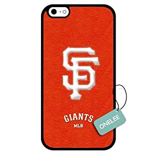 (TCustomized MLB San Francisco Giants Team Logo Design PC Case For Samsung Note 2 Cover Case CovBlack 01