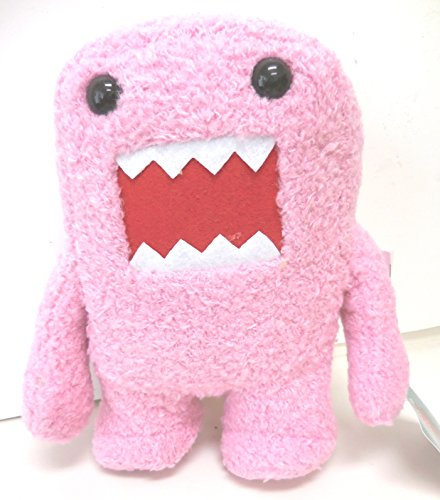 Domo Pink Plush Doll 9 5 Inches   Pink Domo Plush Doll