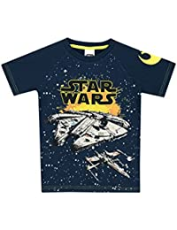 Boys Millennium Falcon T-Shirt