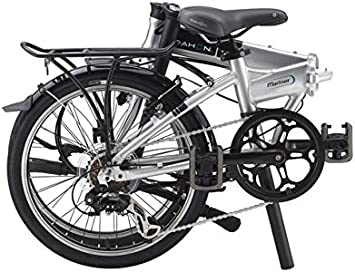 Dahon Mariner D7 7V - Bicicleta , 20 in, color plateado: Amazon.es ...