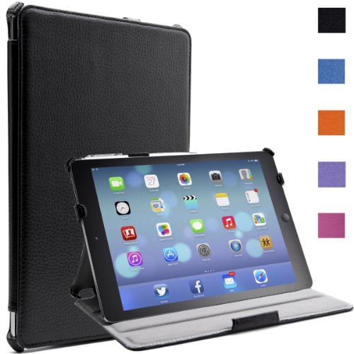 i-Blason Slim Folio Stand Case Cover for iPad Air
