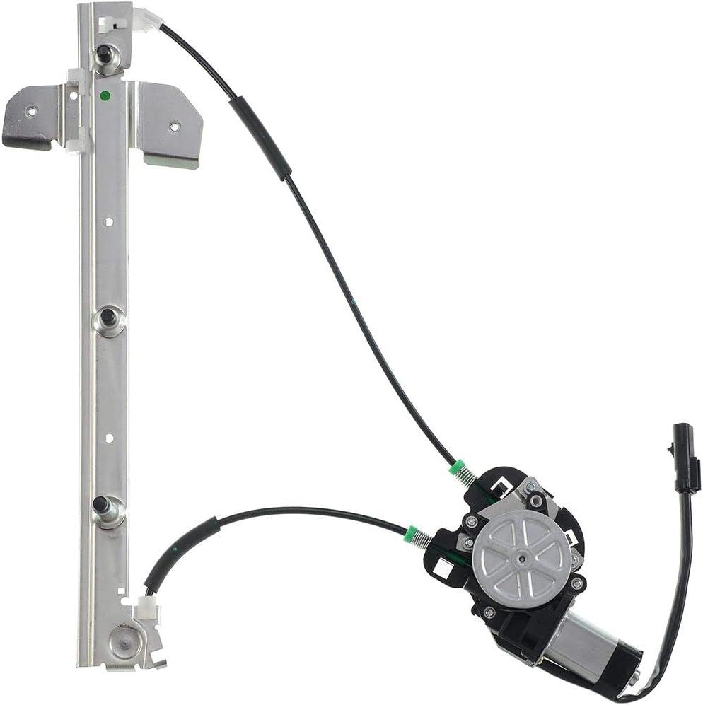 Dorman OE Solutions Power Window Regulator and Motor Assembly 741-156