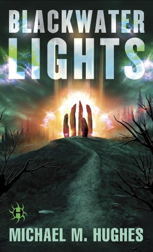 Blackwater Lights (Blackwater Lights Trilogy Book 1) cover