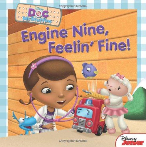 (Doc McStuffins Engine Nine, Feelin')
