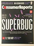 Consumer Reports, August 2015