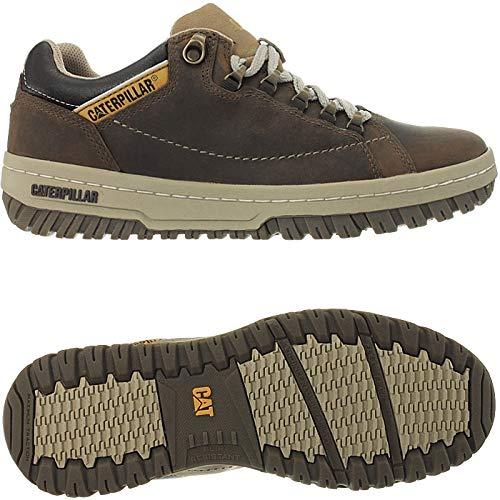 Beige Et Apa Caterpillar Lacées Cheville Chaussures Marron Homme ApBwwqH0x