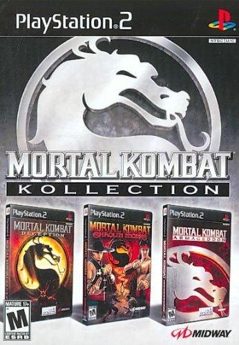 MORTAL KOMBAT KOLLECTION (DECEPTION/ARMAGEDDON/SHAOLIN MONKS)(WB)