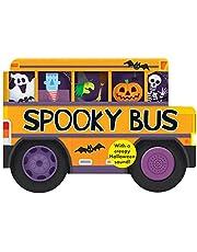 Spooky Bus: with a Creepy Halloween Sound