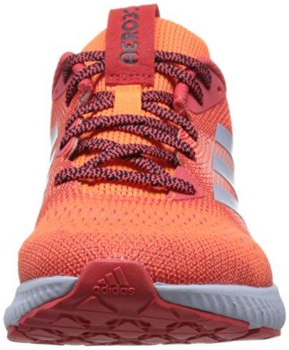 adidas Aerobounce St, Zapatillas de Running Para Mujer Naranja (Hi-Res Orange / Real Coral / Aero Blue 0)