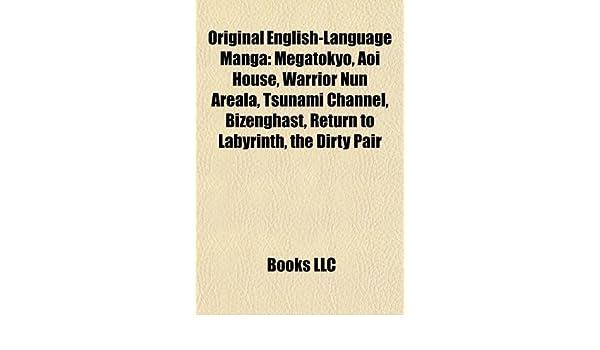Original English-language manga: Megatokyo, Aoi House ...