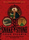 The Snake Stone by Jason Goodwin front cover