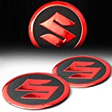 vitara fender emblem - (Pack of 2) 2-1/8