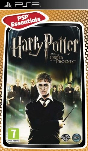 Harry Potter and the Order of the Phoenix (UK) (Harry Potter Order Of The Phoenix Psp)