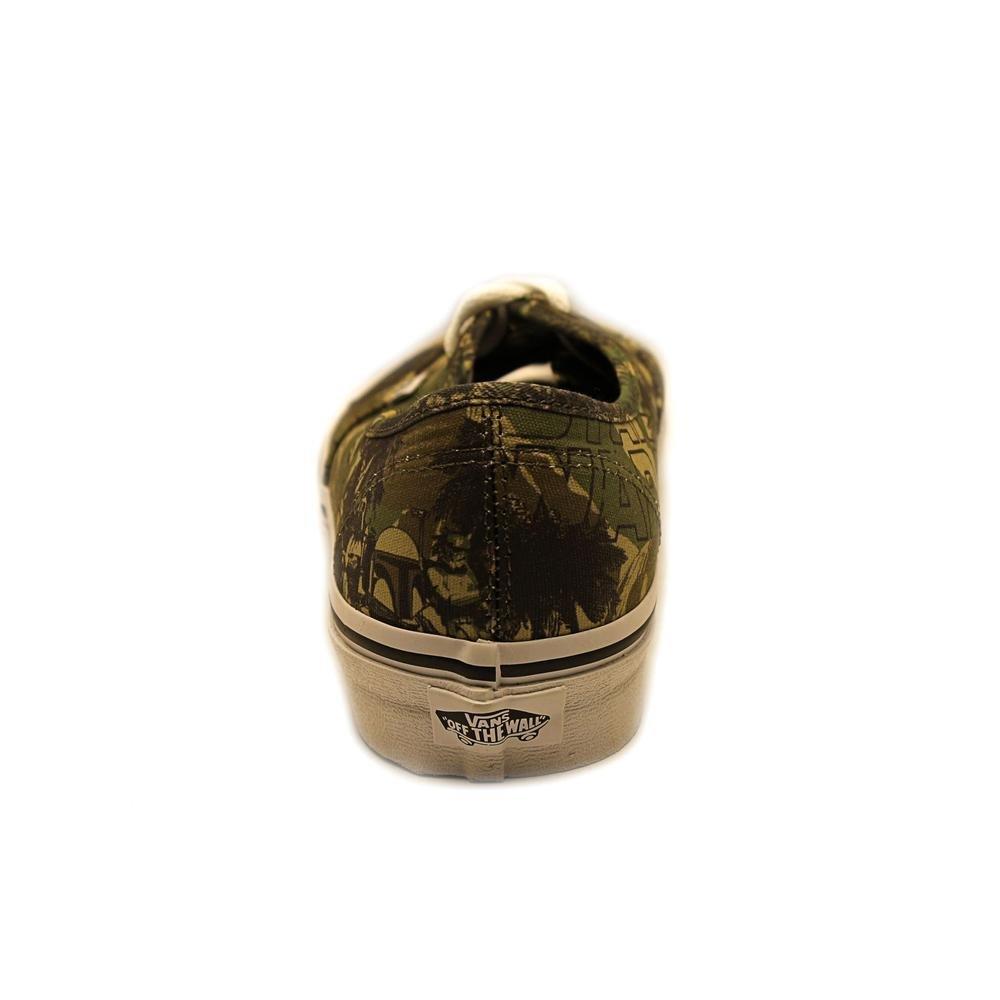 29b0a0fc38c884 Vans Star Wars Authentic - Unisex Boba Fett Camo   6   M  Amazon.ca  Shoes    Handbags