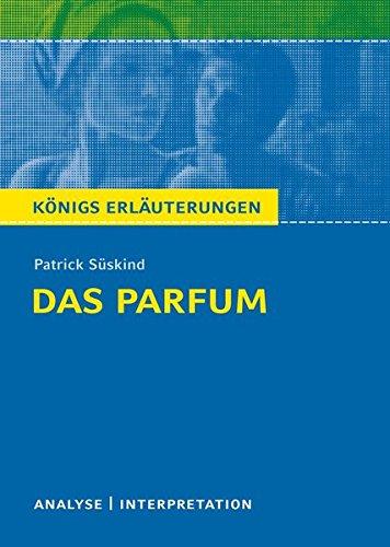 Price comparison product image Das Parfum. Textanalyse und Interpretation zu Patrick Süskind