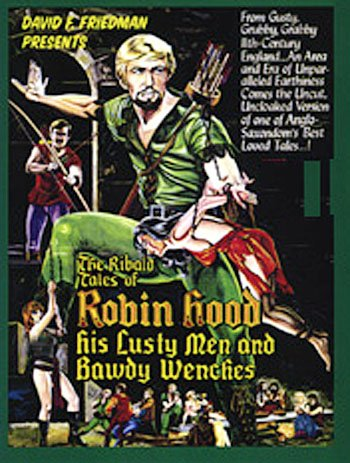 Erotic adventures of robin hood