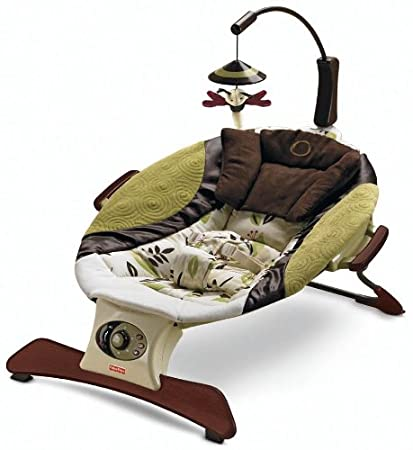 Fisher Price Zen Collection Infant Seat (Discontinued By Manufacturer)