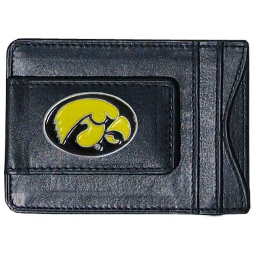 (NCAA Iowa Hawkeyes Cash and Card Holder)