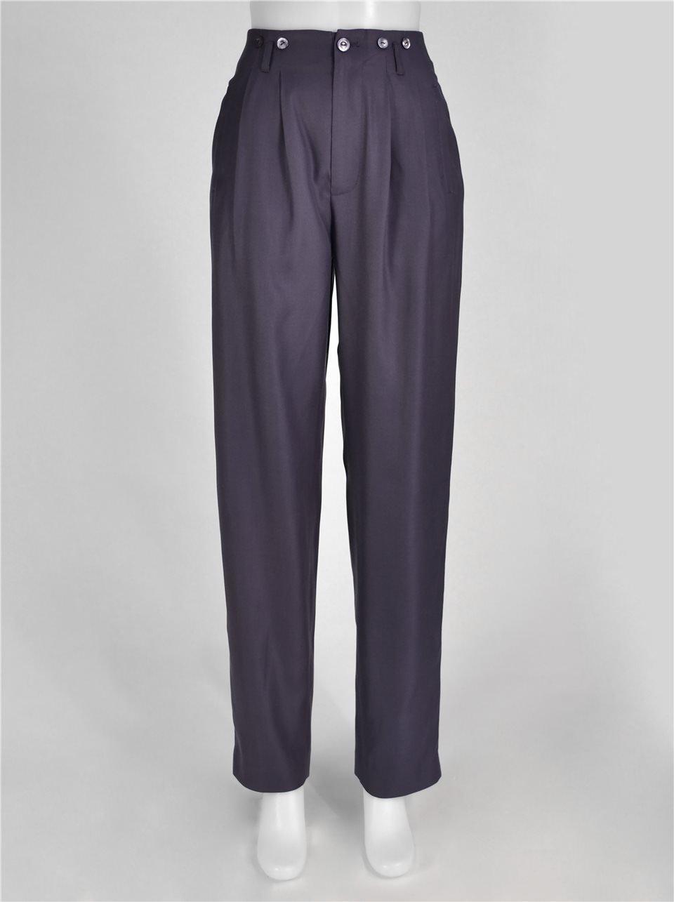 Glamour Pants Plum 2