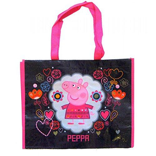 Peppa Pig bag borsa grande tracolla borsa 42x33x16cm grande