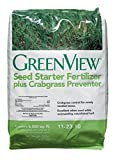 Greenview 21-46679 Fertilizer and Crabgrass Preventer 11-23-10 - 6000 SQ. FT.